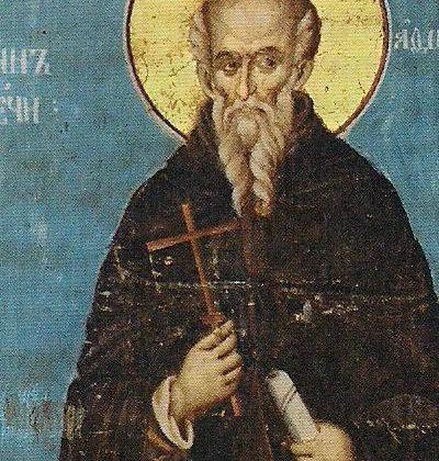 Ο Όσιος Αθανάσιος ο Αθωνίτης, 5 Ιουλίου