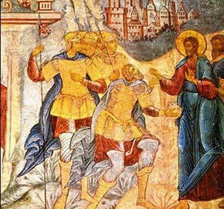 Κυριακή Δ' Ματθαίου: Το παράδειγμα του Εκατόνταρχου, π. Γεώργιος Μεταλληνός