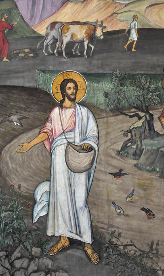 Κυριακή Δ' Λουκά: Παραβολή του σπορέως († Μητροπολίτης Σουρόζ Αντώνιος Bloom)