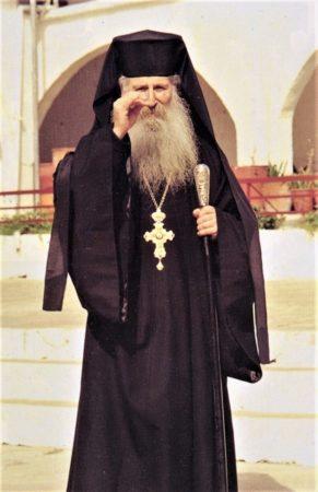 Όσιος Ιάκωβος (Τσαλίκης), ο Θεοφόρος, καθηγούμενος της Ιεράς Μονής Οσίου Δαυΐδ του Γέροντος του εν Ευβοία